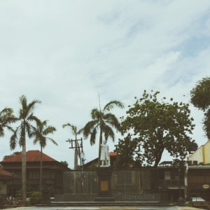 Plaza de Rizal.
